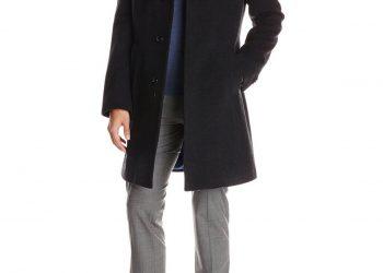 Tommy Hilfiger Men's Barnes Single-Breasted Walker Coat