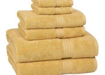 100% Egyptian Cotton Towel Set
