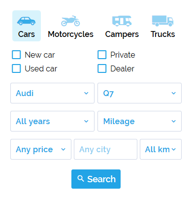 Auto Classifieds Plugin